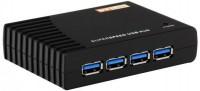 Картридер/USB-хаб STLab U-540