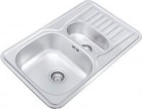 Кухонная мойка Ukinox Comfort CO 778 488 15 GT