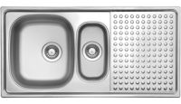 Кухонная мойка Ukinox Ice ICE 1000 500 15 GT