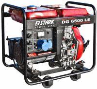 Электрогенератор Stark DG 6500 LE