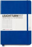 Блокнот Leuchtturm1917 Ruled Notebook Blue