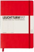 Блокнот Leuchtturm1917 Plain Notebook Red