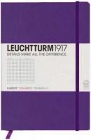 Блокнот Leuchtturm1917 Squared Notebook Pocket Purple