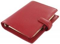 Фото - Ежедневник Filofax  Finsbury Pocket Red