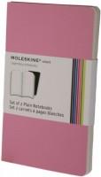 Фото - Блокнот Moleskine Set of 2 Plain Volant Notebooks Magenta