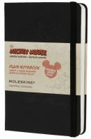 Фото - Блокнот Moleskine Mickey Mouse Plain Notebook Large