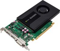 Видеокарта PNY Quadro K2000