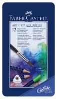 Карандаши Faber-Castell  Art Grip Aquarelle Set of 12