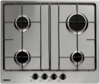 Фото - Варочная поверхность Zanussi ZGG 65413 SA нержавеющая сталь