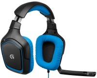 Фото - Наушники Logitech G430 Surround Sound Gaming Headset
