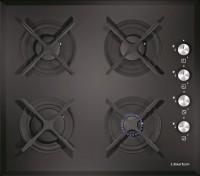 Фото - Варочная поверхность Liberton LHG 6540-04 G черный