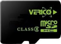Карта памяти Verico microSDHC Class 10  8ГБ