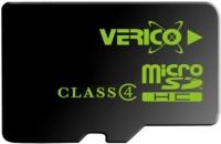 Фото - Карта памяти Verico microSDHC Class 4  16ГБ