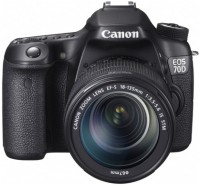 Фото - Фотоаппарат Canon EOS 70D  kit 18-55