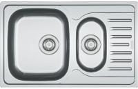 Кухонная мойка Franke Polar PXN 651-78 780x490мм