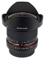 Объектив Samyang 8mm f/3.5 AS IF UMC Fish-eye CS II
