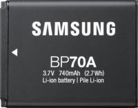 Фото - Аккумулятор для камеры Samsung BP-70A