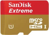 Фото - Карта памяти SanDisk Extreme microSDHC UHS-I 16Gb