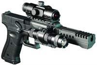 Пневматический пистолет Crosman T4 OPTS
