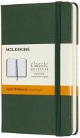 Фото - Блокнот Moleskine Ruled Notebook Pocket Green