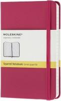 Блокнот Moleskine Squared Notebook Pocket Pink