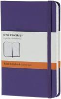 Фото - Блокнот Moleskine Ruled Notebook Large Purple