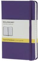 Блокнот Moleskine Squared Notebook Pocket Purple