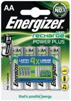 Фото - Аккумулятор / батарейка Energizer Power Plus 4xAA 2000 mAh
