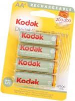 Фото - Аккумулятор / батарейка Kodak  4xAA 2600 mAh