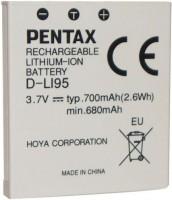 Фото - Аккумулятор для камеры Pentax D-Li95