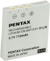 Аккумулятор для камеры Pentax D-Li8