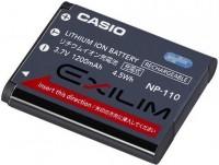 Фото - Аккумулятор для камеры Casio NP-110