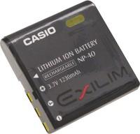 Аккумулятор для камеры Casio NP-40