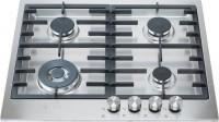 Фото - Варочная поверхность Freggia HF 640 GTX нержавеющая сталь