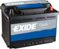 Автоаккумулятор Exide Classic