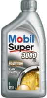Моторное масло MOBIL Super 3000 X1 5W-40 1л