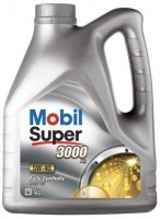 Моторное масло MOBIL Super 3000 X1 5W-40 4L