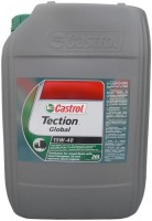 Моторное масло Castrol Tection Global 15W-40 20 л