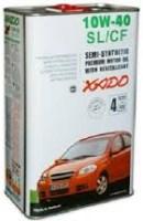Моторное масло XADO Atomic Oil 10W-40 SL/CF 4л