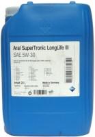 Моторное масло Aral Super Tronic LongLife III 5W-30 20L
