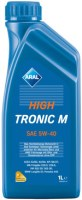 Моторное масло Aral High Tronic M 5W-40 1 л