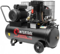 Компрессор Intertool PT-0011 50 л сеть (220 В)
