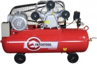 Компрессор Intertool PT-0036 100 л сеть (380 В)