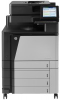 МФУ HP LaserJet Enterprise Flow M880Z