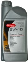 Моторное масло Delphi Prestige Plus 5W-40 1л