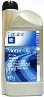 Моторное масло GM Dexos 2 Longlife 5W-30 1л