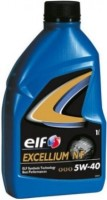 Моторное масло ELF Excellium NF 5W-40 1л