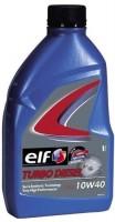 Моторное масло ELF Turbo Diesel 10W-40 1L