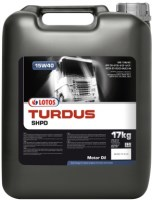 Моторное масло Lotos Turdus SHPD 15W-40 20L