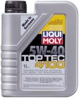 Моторное масло Liqui Moly Top Tec 4100 5W-40 1л